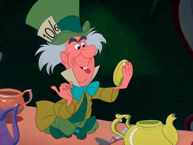 25 best ideas about mad hatter cartoon on pinterest mad
