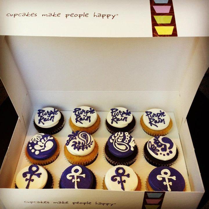 Prince cupcakes!!