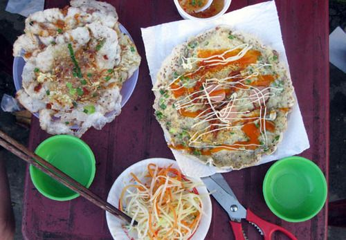 Dishes from Central Vietnam - Hoi An here we come :)