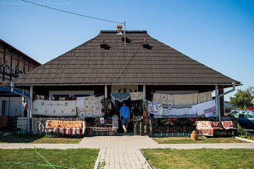 Traditional romanian house - Ale Diana :)