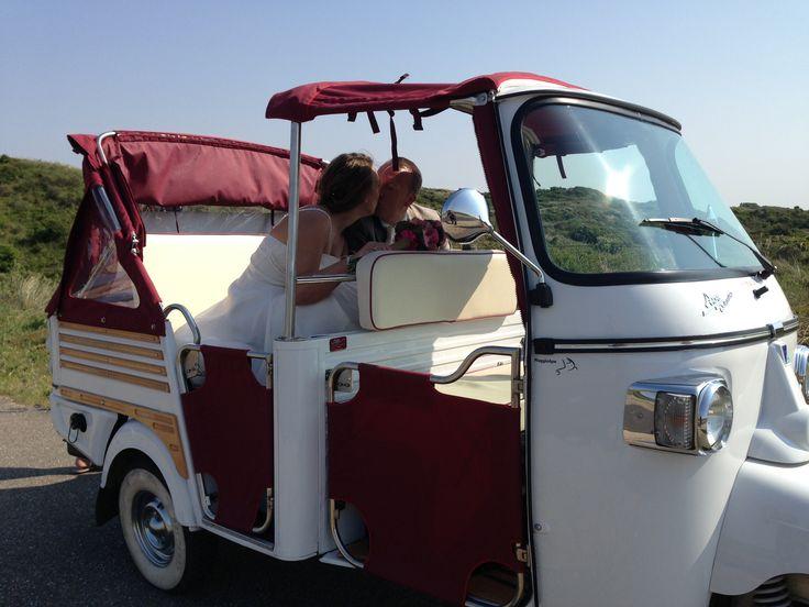Met de mooie tuktuks van My Tuk tukken wij door heel Nederland !