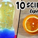Amazing Science Experiments That You Can Do At Home Cool Science Experiments
