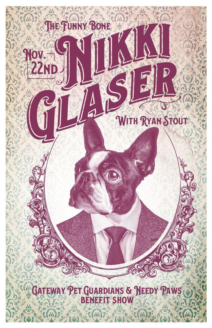 Nikki Glaser @NikkiGlaser ST LOUIS TONIGHT. @stlfunnybone