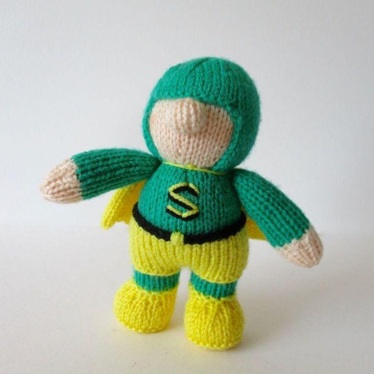 17 Best images about Superheroes on Pinterest Amigurumi ...
