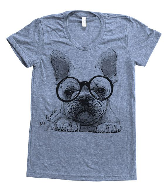 Hey, I found this really awesome Etsy listing at http://www.etsy.com/listing/158338400/french-bulldog-shirt-women-custom-hand