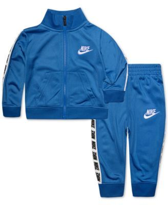 dfdabcd3d4d9 Baby Boys 2-Pc. Jacket   Pants Track Set