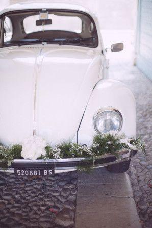 Mongolfiere e cartoline per un matrimonio ispirato ai viaggi: Eleonora e Fabrizio