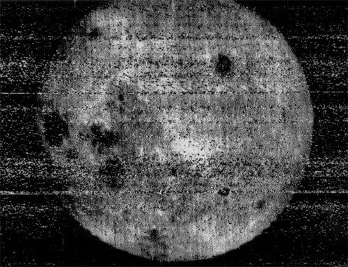 Luna 3 was a Soviet spacecraft launched in 1959. It was the first-ever mission to photograph the far side of the Moon.