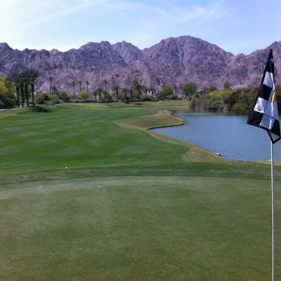 2013 Californian Desert Tour - The 6th Green at Nicklaus Private Course #California #Nicklaus #green #golf #teeoff #swing #golfer #golfcourse #golfing #golfclubs #holeinone #game #endurance #golftours #greengolftours