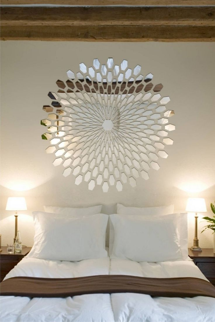 Be Astonished By The Boldest Bedroom Mirrors You Will Ever See