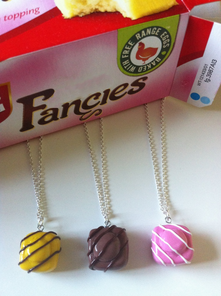 French Fancy Necklace