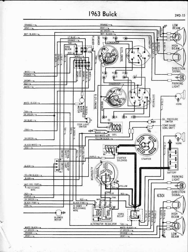 Wiring Diagram For A Ignition Module On A 1991 Buick Lesabre