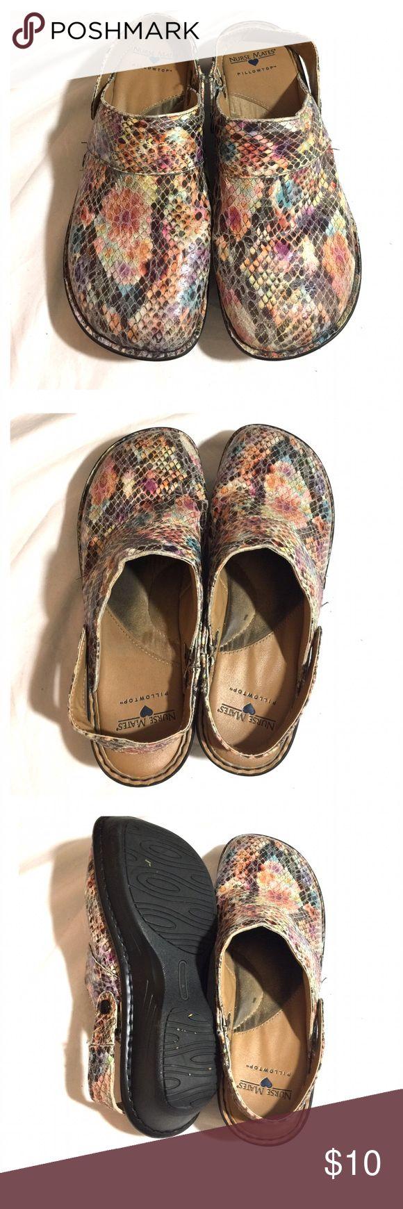 nurse mates shoes nurse mates shoes good condition nurse mates Shoes Mules & Clogs