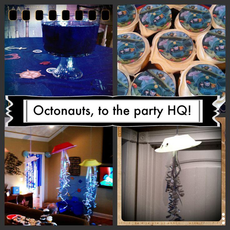100 best Octonauts birthday images on Pinterest Birthday party