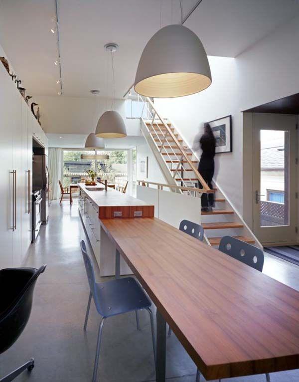 Euclid Avenue House by Levitt Goodman Architects - Decoist