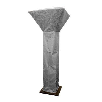 AZ Patio Commercial Patio Heater Cover Silver - HVD-COMCV-S