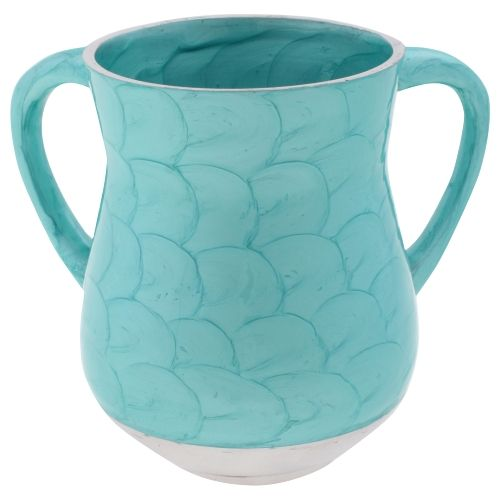 Turquoise Washing Cup