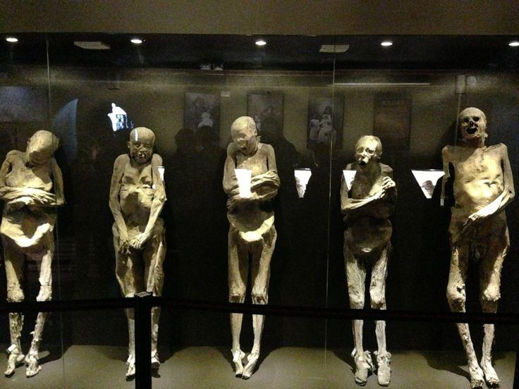 Museo de las Momias de Guanajuato in Guanajuato, Guanajuato