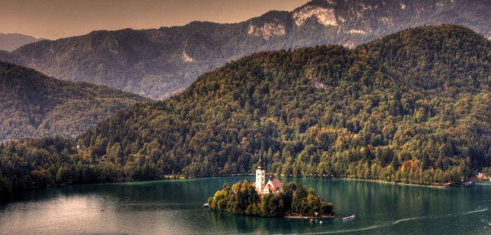 Weekend di fuga in famiglia? Lago di Bled, #Slovenia #viaggi
