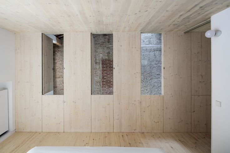 Reform of a House Between Walls | Leibal