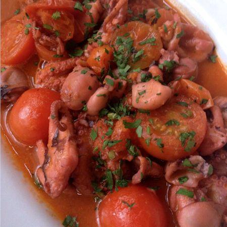 Come preparare Moscardini in umido col Bimby della Vorwerk, impara a preparare deliziosi piatti con le nostre ricette bimby