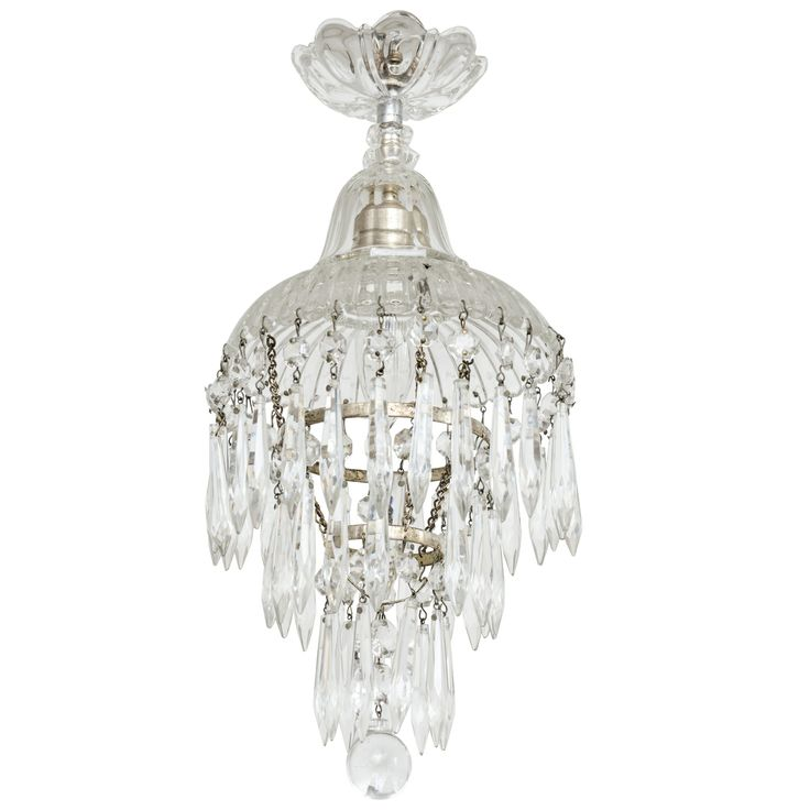33 best images about petite chandeliers on pinterest dusty rose minis and cabinet hardware - Unique crystal chandeliers ...