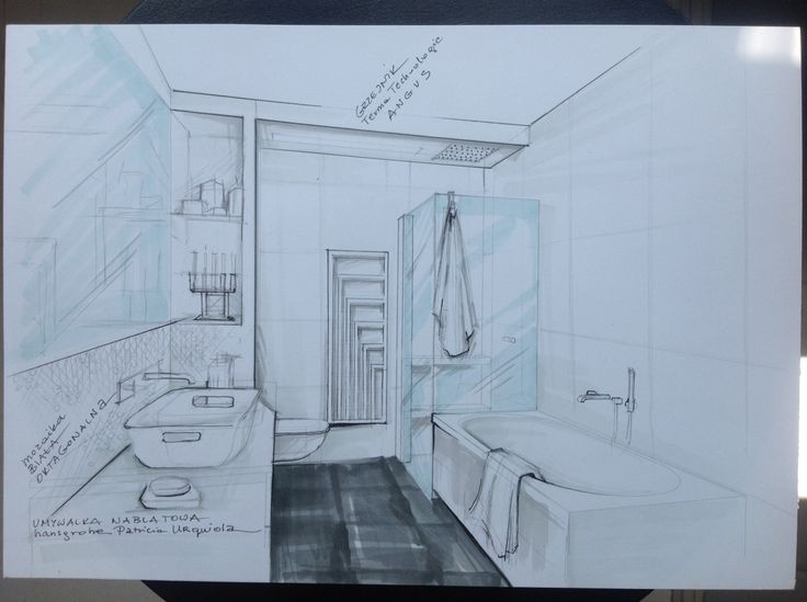 17 Best Images About Interior Sketches And Drawings On Pinterest Sketching Perspective And
