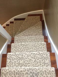 Best Animal Print Stair Runner Google Search Animal Print 400 x 300