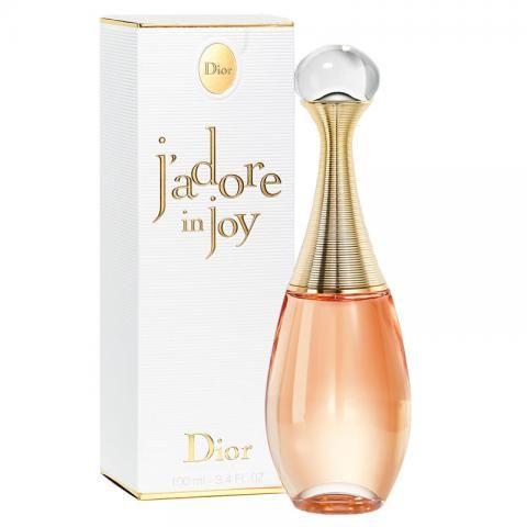 J'adore in Joy es una sorprendente versión salada del clásico perfume de Christian Dior.