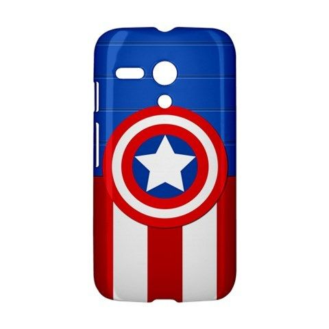 Captain America Shield Motorola Moto G (1st Generation) Case