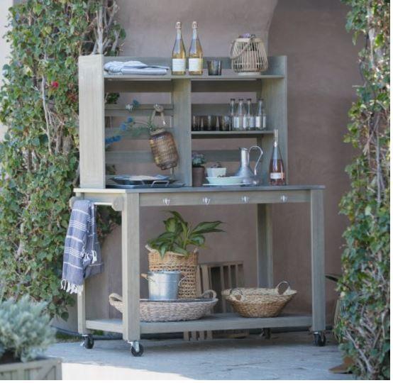 Open Kitchen Buffet: Best 25+ Kitchen Hutch Ideas On Pinterest