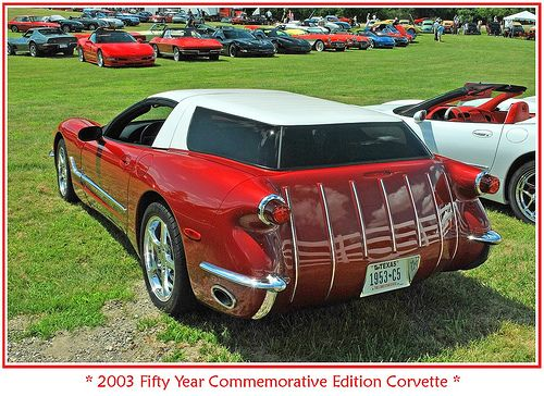 Corvette Wagon? Oh yes.in black with tinted windows please