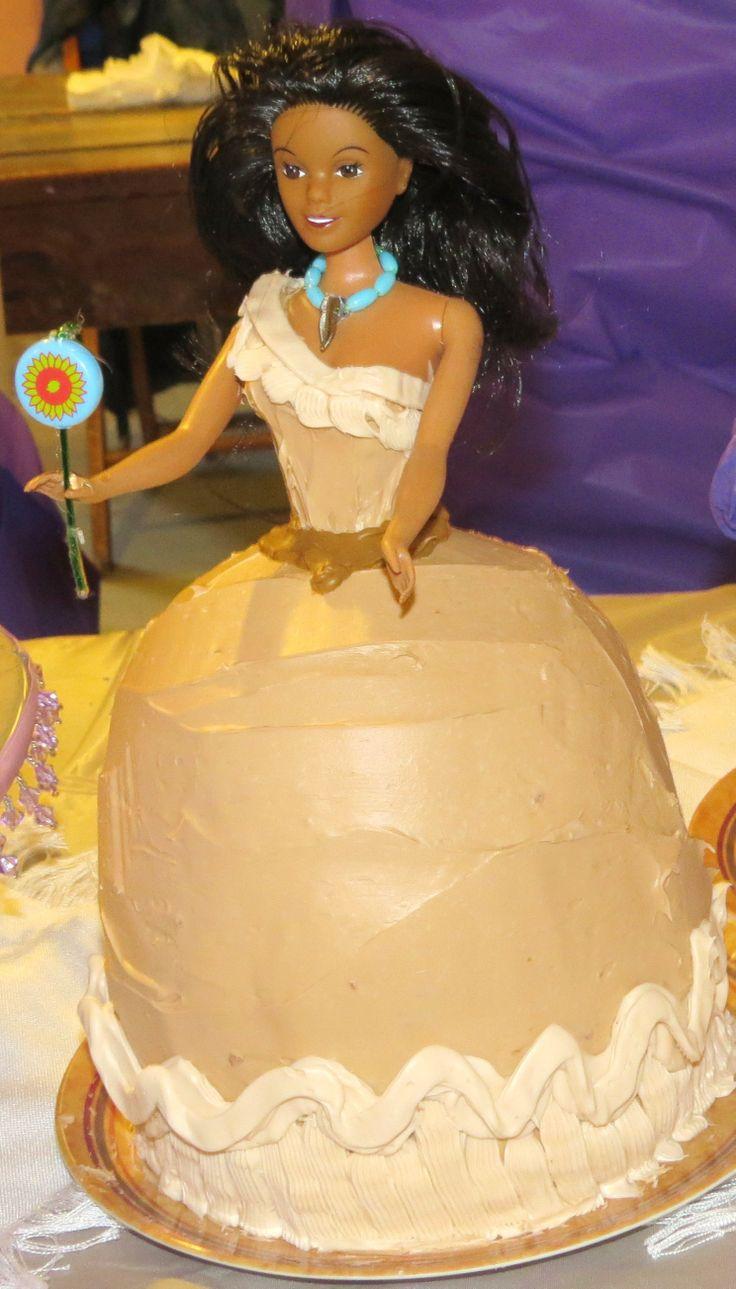 Pocahontas Cake-