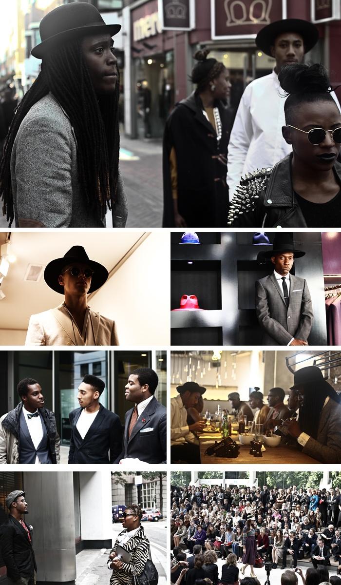 All carito fashion september 2012 - Fashion Week Etiquette London S S