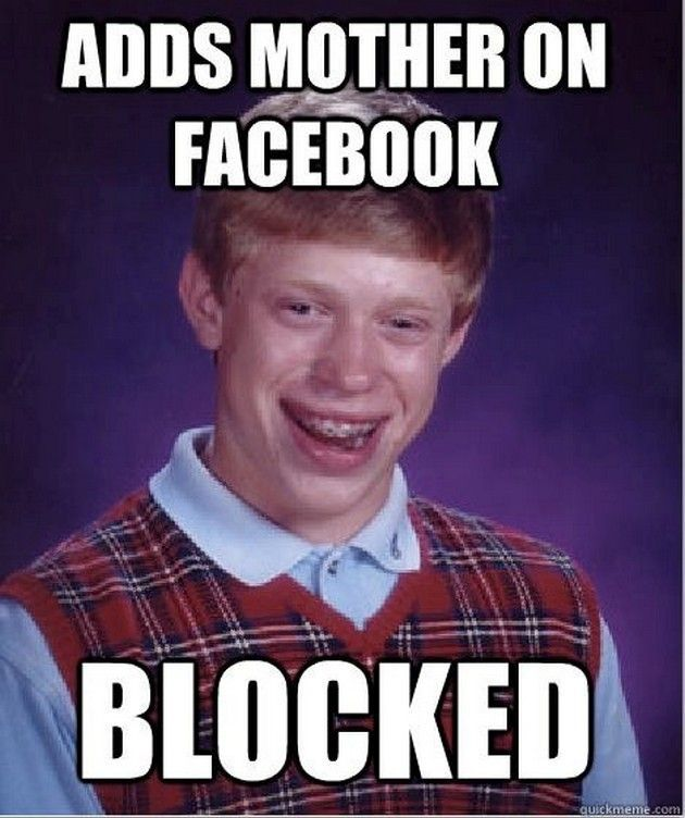 The Best of Bad Luck Brian Meme (18 Pics