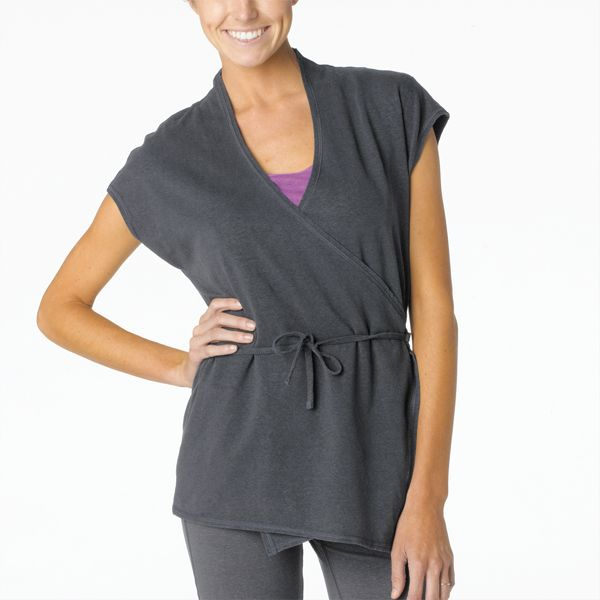 The Macie Wrap is a super versatile piece and a great addition to any free-spirited capsule wardrobe. The Katarina Top is the perfect piece for any free-spirited capsule wardrobe. Made from hemp and organic cotton it's eco friendly and figure flattering. Head to prAna.com to shop stylish bohemian yoga wear that's affordable and sustainable.