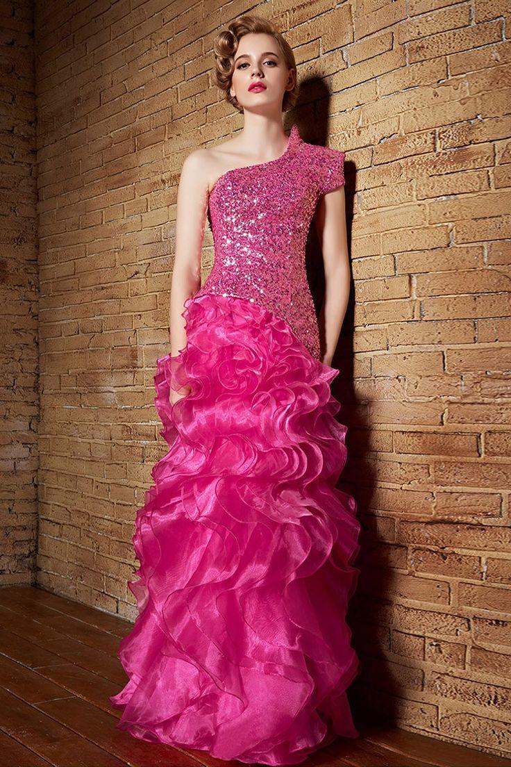 Mejores 31 imágenes de Dresses en Pinterest | Vestidos de noche ...