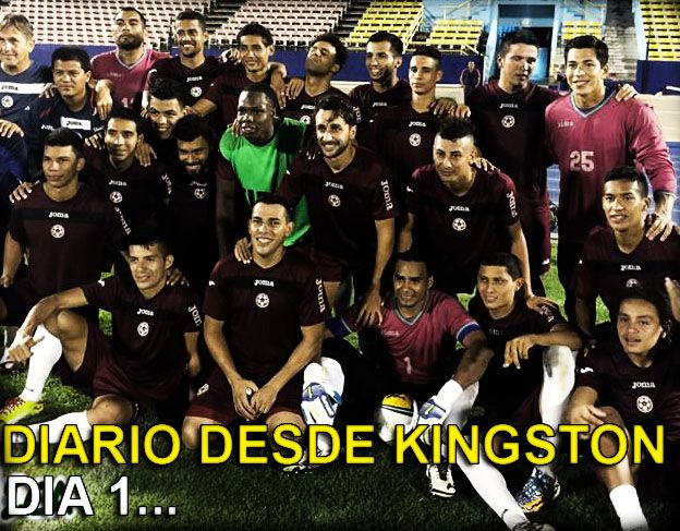 Diario Desde Kingston D�a 1