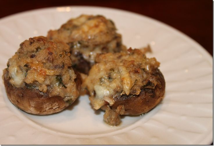 stuffed mushrooms classic stuffed mushrooms clam stuffed mushrooms ...