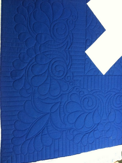 Border by Jessica's Quilting Studio, via Flickr