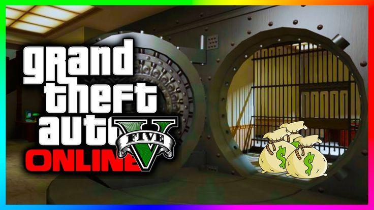 GTA 5 Online QnA - Robbing Fleeca Banks, New City Expansions & MORE! (GTA V)