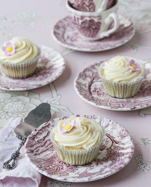 Cupcakes bianche di Csaba Dalla Zorza