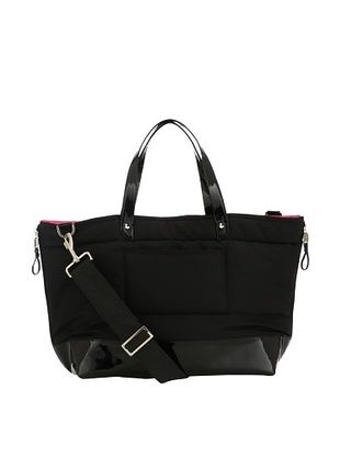 54% OFF Danzo Diaper Nylon Tote (Black)