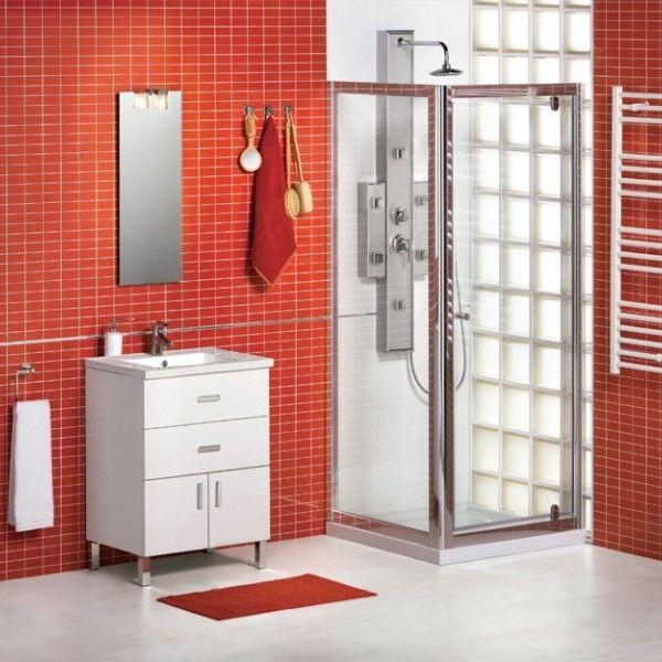 17 mejores ideas sobre ba o con toallero en pinterest for Toallero para ducha