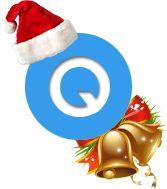 Happy Christmas ASCENTEQ logo