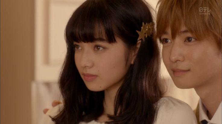 Nana Komatsu in the film 'Kurosaki-kun No Linari Ni Nante Naranai' (2016)