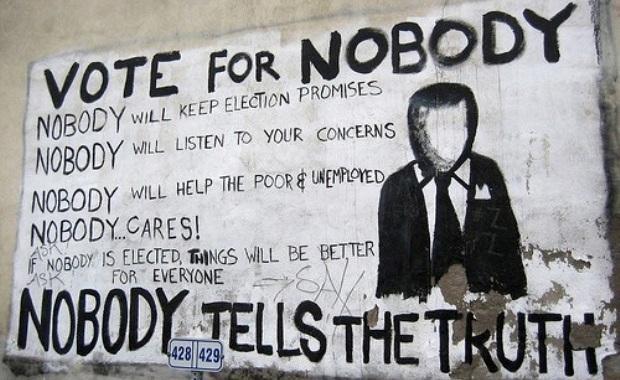 Nobody's campaign
