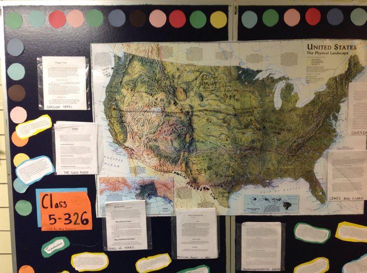 Best Westward Expansion Images On Pinterest Westward - Interactive map of us expansion