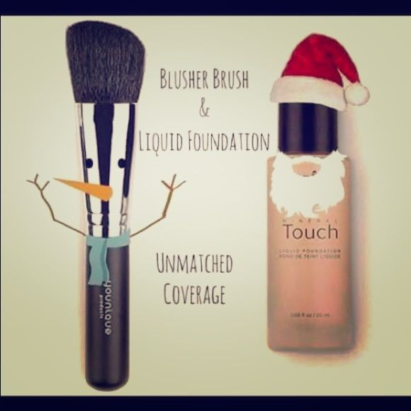 Younique Touch Liquid Foundation Get the flawless, natural look you've always wanted with the Ultra-thin Touch Minerals Liquid Foundation! ✔️Chemicals Free ✔️️Cruelty Free #14 Day Guarantee Younique Makeup Foundation