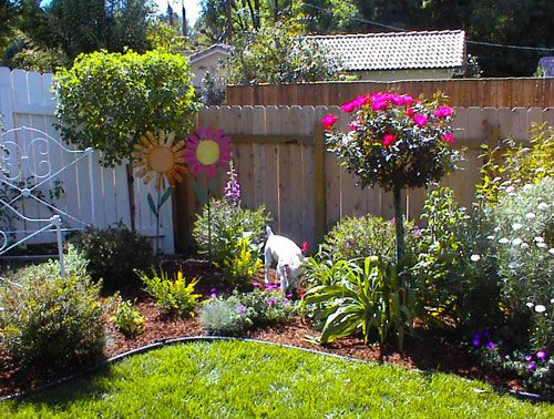44 best images about landscaping ideas on pinterest for Garden makeover ideas